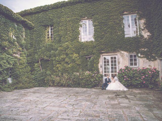Le mariage de David et Domitille à Vernaison, Rhône 11