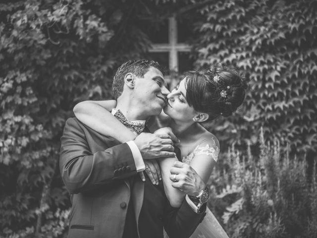 Le mariage de David et Domitille à Vernaison, Rhône 1