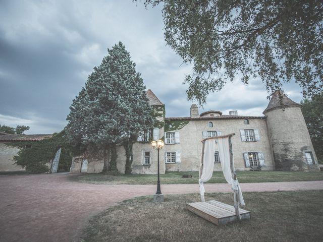 Le mariage de David et Domitille à Vernaison, Rhône 14