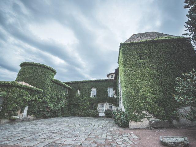Le mariage de David et Domitille à Vernaison, Rhône 15
