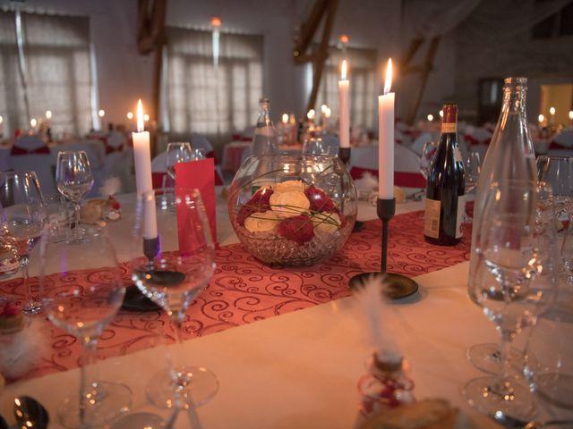 Le mariage de David et Domitille à Vernaison, Rhône 16