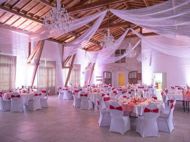 Le mariage de David et Domitille à Vernaison, Rhône 17