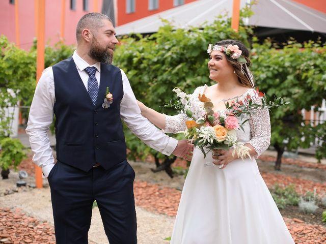 Le mariage de Julien et Karine à Aussonne, Haute-Garonne 26