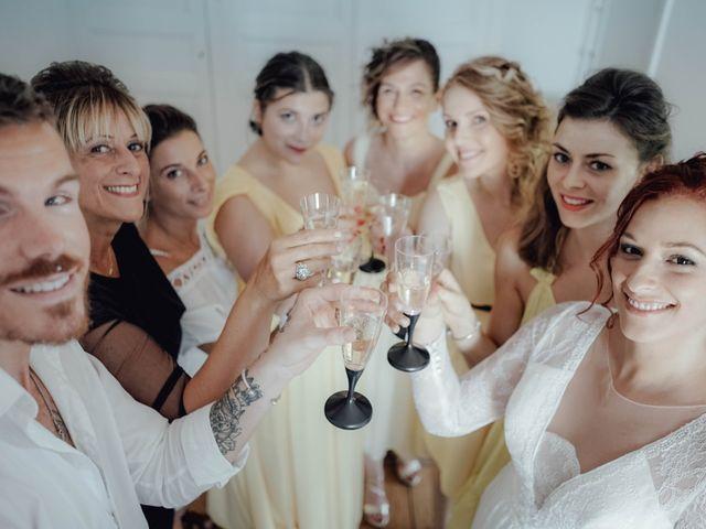 Le mariage de Adrien et Célia à Pessac-sur-Dordogne, Gironde 11