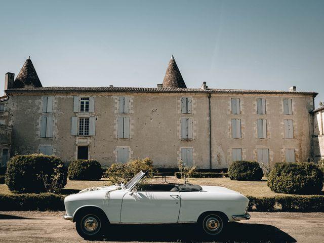 Le mariage de Adrien et Célia à Pessac-sur-Dordogne, Gironde 13