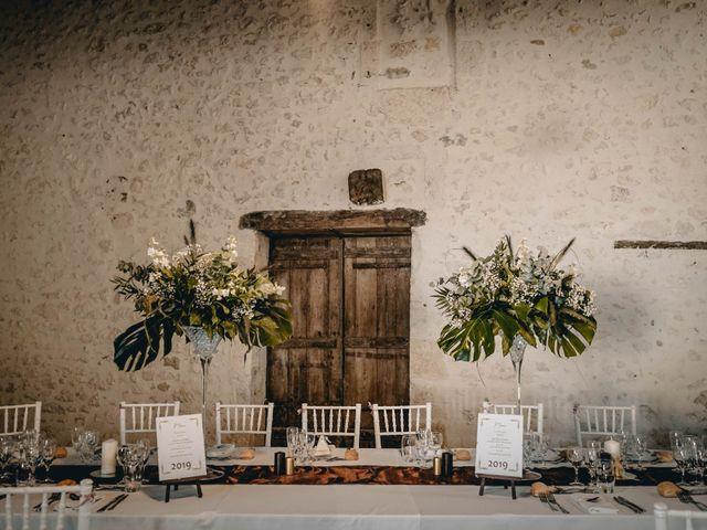Le mariage de Adrien et Célia à Pessac-sur-Dordogne, Gironde 16