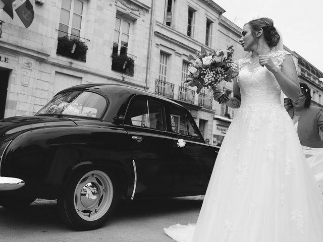 Le mariage de Rémi  et Marianne à Angoulins sur Mer, Charente Maritime 6