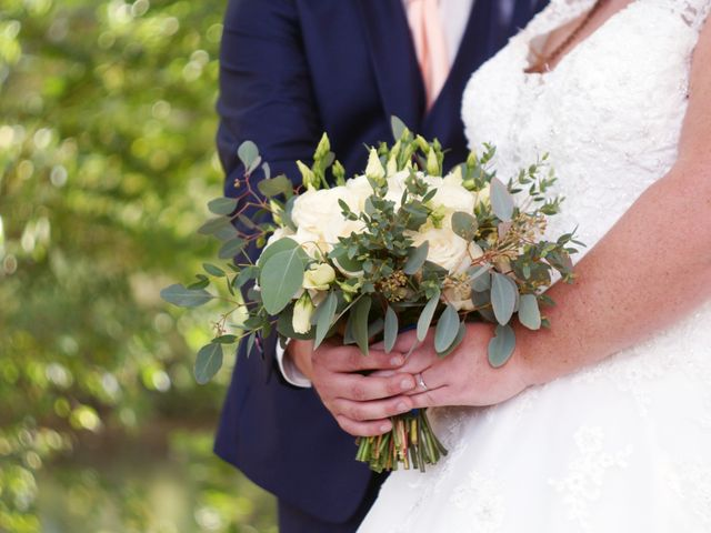 Le mariage de Teddy et Charlotte à Jaunay-Clan, Vienne 5