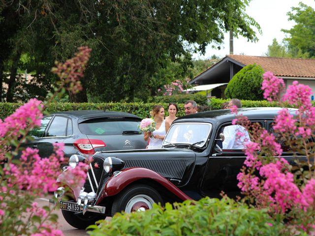 Le mariage de Anthony et Jennifer à Léognan, Gironde 2