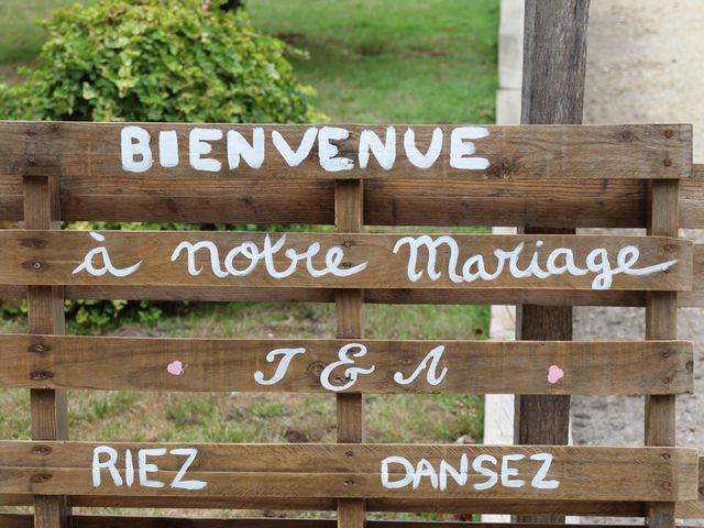 Le mariage de Anthony et Jennifer à Léognan, Gironde 14
