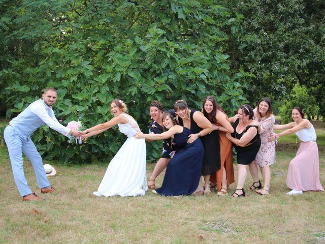 Le mariage de Anthony et Jennifer à Léognan, Gironde 24