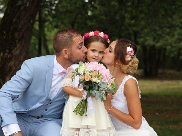 Le mariage de Anthony et Jennifer à Léognan, Gironde 27