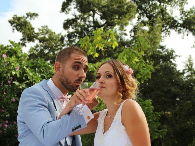 Le mariage de Anthony et Jennifer à Léognan, Gironde 28