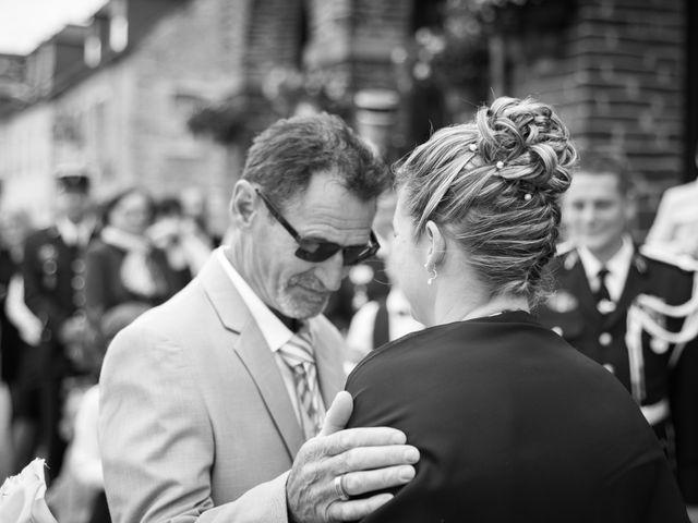 Le mariage de Laurent et Fanny à Paimpont, Ille et Vilaine 4