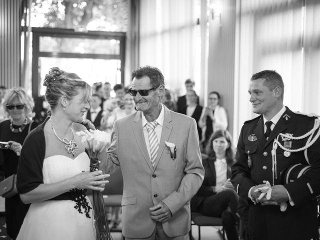 Le mariage de Laurent et Fanny à Paimpont, Ille et Vilaine 9