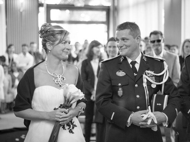 Le mariage de Laurent et Fanny à Paimpont, Ille et Vilaine 10
