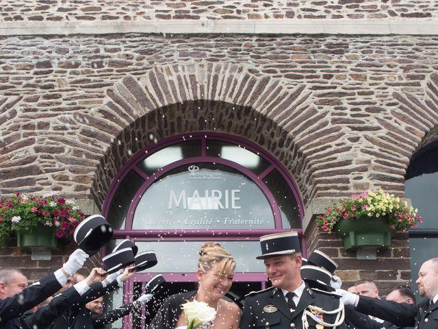 Le mariage de Laurent et Fanny à Paimpont, Ille et Vilaine 13