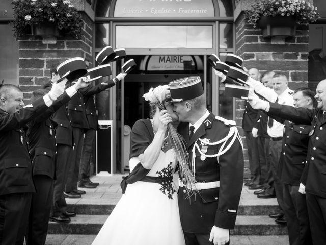 Le mariage de Laurent et Fanny à Paimpont, Ille et Vilaine 14