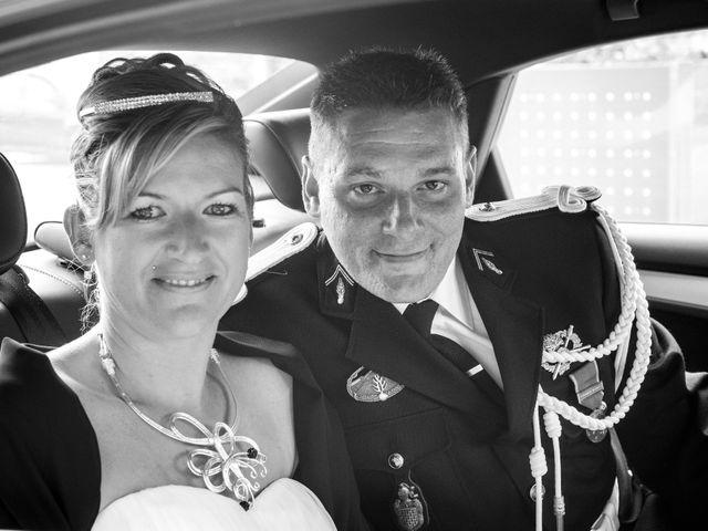 Le mariage de Laurent et Fanny à Paimpont, Ille et Vilaine 17