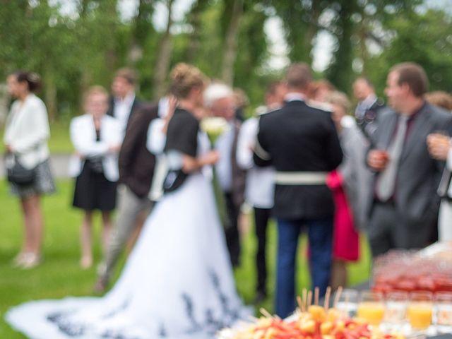 Le mariage de Laurent et Fanny à Paimpont, Ille et Vilaine 19