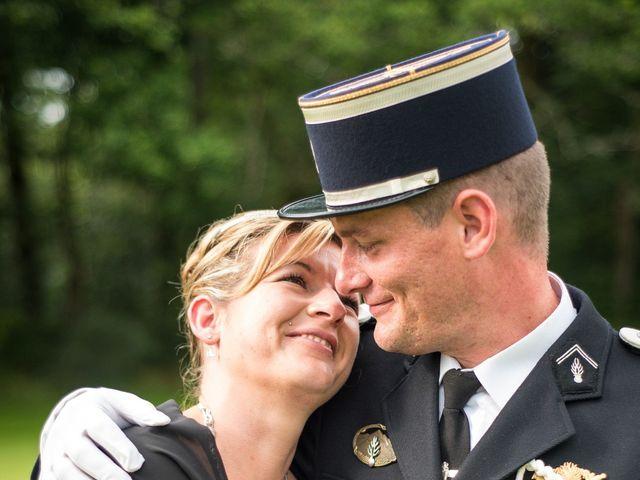 Le mariage de Laurent et Fanny à Paimpont, Ille et Vilaine 32