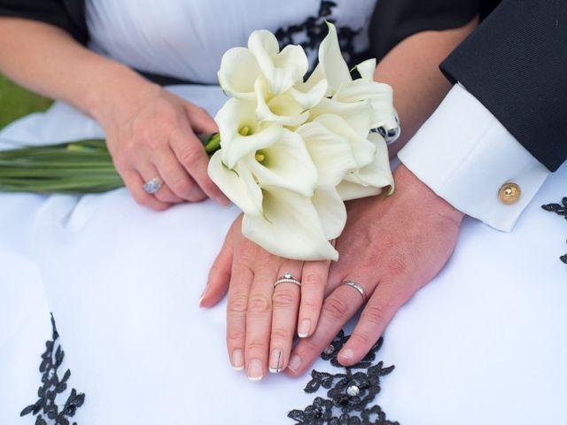 Le mariage de Laurent et Fanny à Paimpont, Ille et Vilaine 34