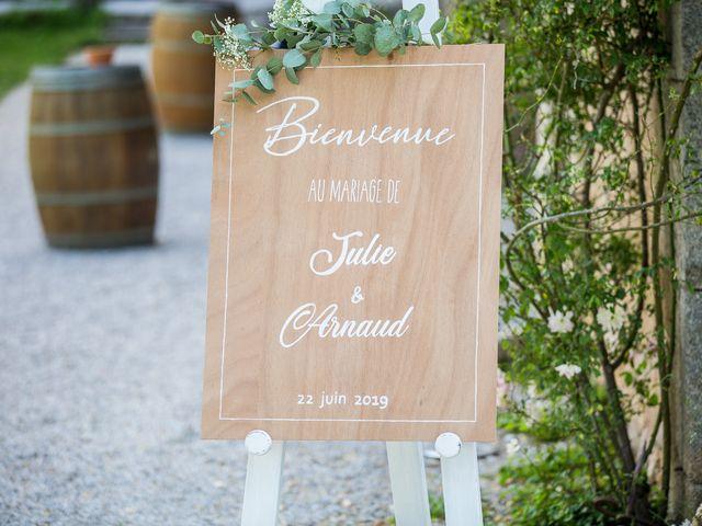 Le mariage de Arnaud et Julie à Castres, Tarn 1