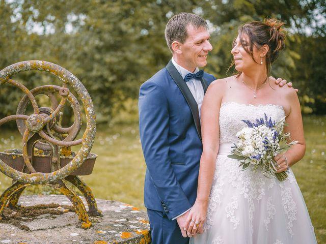 Le mariage de Mathilde et Ronan