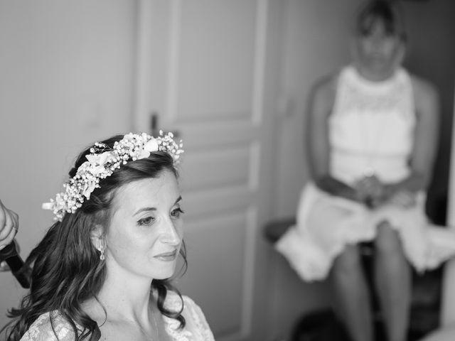 Le mariage de Arnaud et Anaïs à La Chapelle-de-Guinchay, Saône et Loire 3