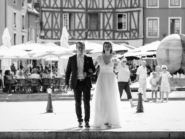 Le mariage de Arnaud et Anaïs à La Chapelle-de-Guinchay, Saône et Loire 5
