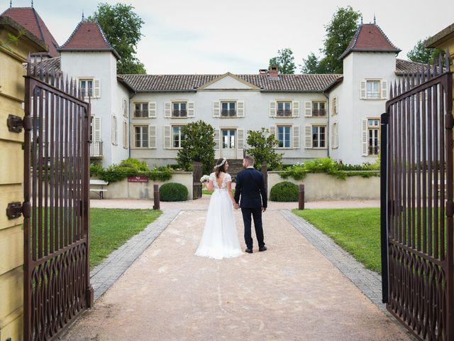Le mariage de Arnaud et Anaïs à La Chapelle-de-Guinchay, Saône et Loire 17