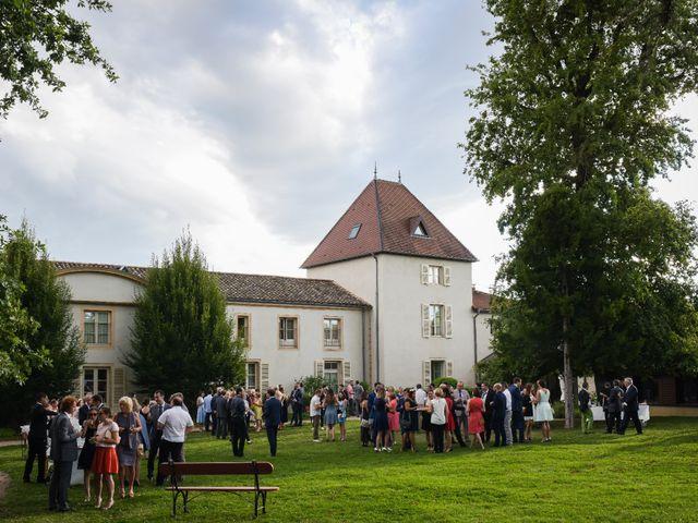 Le mariage de Arnaud et Anaïs à La Chapelle-de-Guinchay, Saône et Loire 18