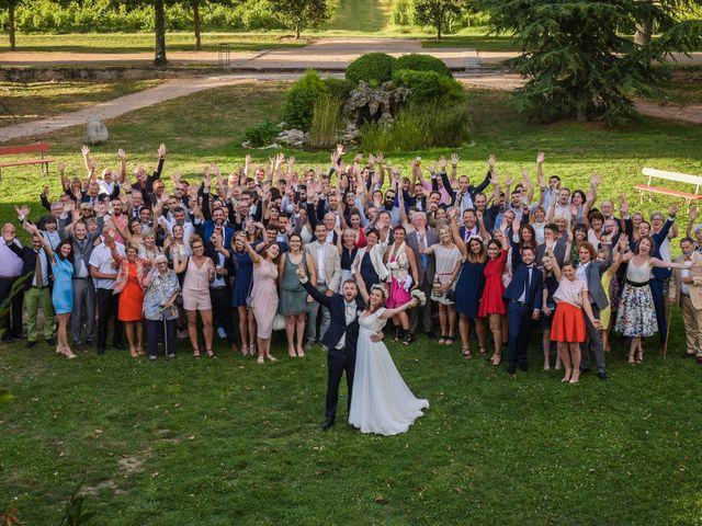 Le mariage de Arnaud et Anaïs à La Chapelle-de-Guinchay, Saône et Loire 21