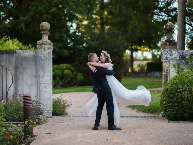 Le mariage de Arnaud et Anaïs à La Chapelle-de-Guinchay, Saône et Loire 25