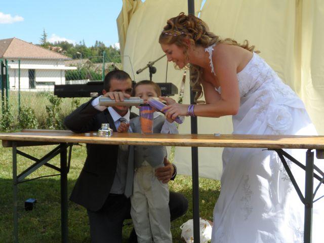 Le mariage de Cindy et Nico à La Roche-des-Arnauds, Hautes-Alpes 1