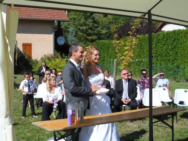 Le mariage de Cindy et Nico à La Roche-des-Arnauds, Hautes-Alpes 5