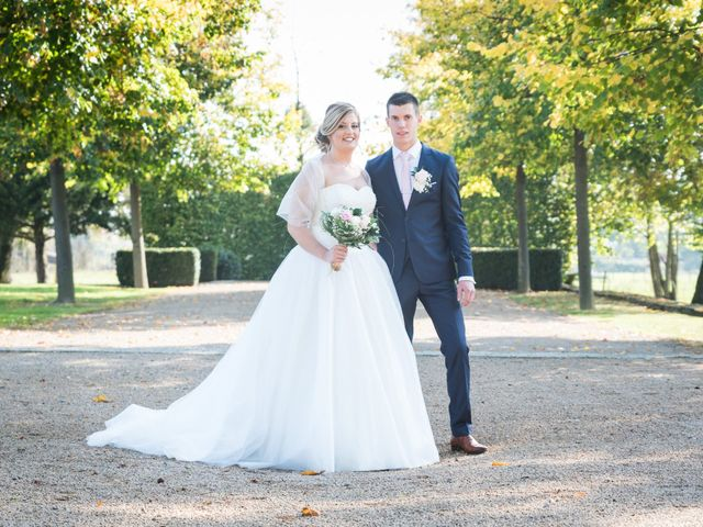 Le mariage de Delphin et Delphine à La Chapelle-de-Guinchay, Saône et Loire 6