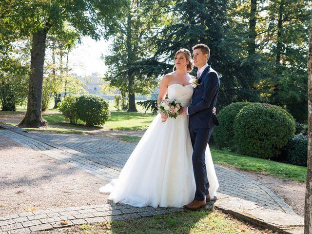 Le mariage de Delphin et Delphine à La Chapelle-de-Guinchay, Saône et Loire 10