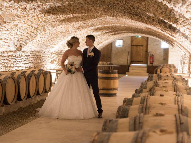 Le mariage de Delphin et Delphine à La Chapelle-de-Guinchay, Saône et Loire 17