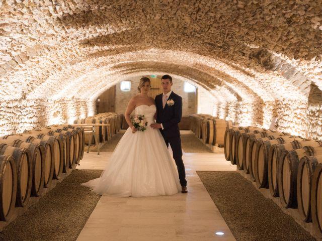 Le mariage de Delphin et Delphine à La Chapelle-de-Guinchay, Saône et Loire 18