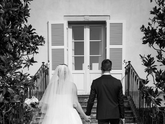 Le mariage de Delphin et Delphine à La Chapelle-de-Guinchay, Saône et Loire 22