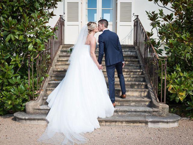 Le mariage de Delphin et Delphine à La Chapelle-de-Guinchay, Saône et Loire 23