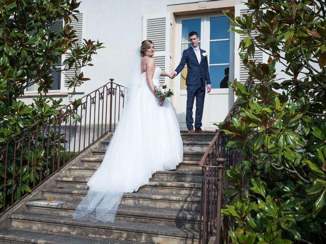 Le mariage de Delphin et Delphine à La Chapelle-de-Guinchay, Saône et Loire 24