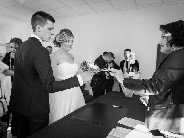 Le mariage de Delphin et Delphine à La Chapelle-de-Guinchay, Saône et Loire 30