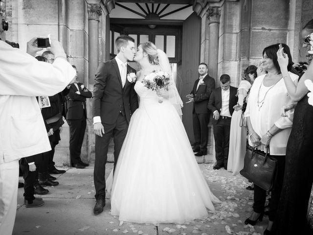 Le mariage de Delphin et Delphine à La Chapelle-de-Guinchay, Saône et Loire 40