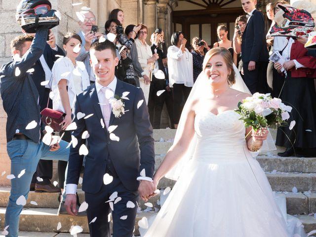 Le mariage de Delphin et Delphine à La Chapelle-de-Guinchay, Saône et Loire 42