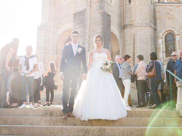 Le mariage de Delphin et Delphine à La Chapelle-de-Guinchay, Saône et Loire 43