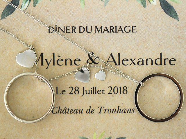 Le mariage de Alexandre et Mylène à Sennecey-lès-Dijon, Côte d'Or 7