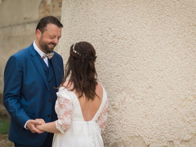 Le mariage de Mickeal et Anais à Sens-Beaujeu, Cher 12