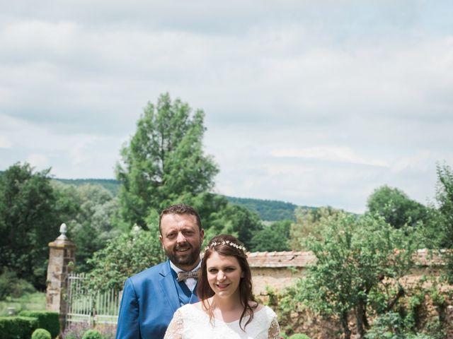 Le mariage de Mickeal et Anais à Sens-Beaujeu, Cher 14